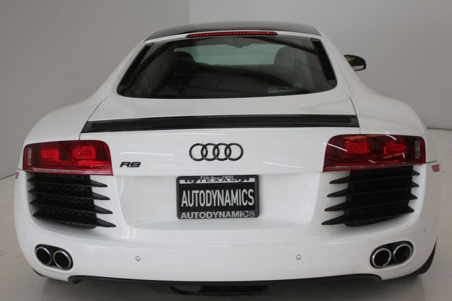 2012 Audi R8 4.2L Houston, Texas 4