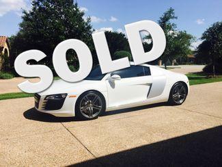 2012 Audi R8 4.2L Houston, Texas