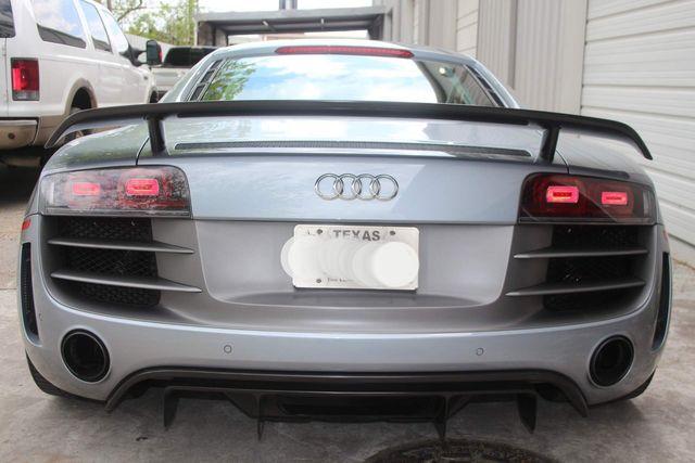 2012 Audi R8 5.2L GT Houston, Texas 12