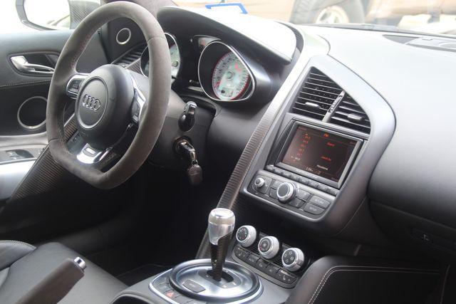 2012 Audi R8 5.2L GT Houston, Texas 30