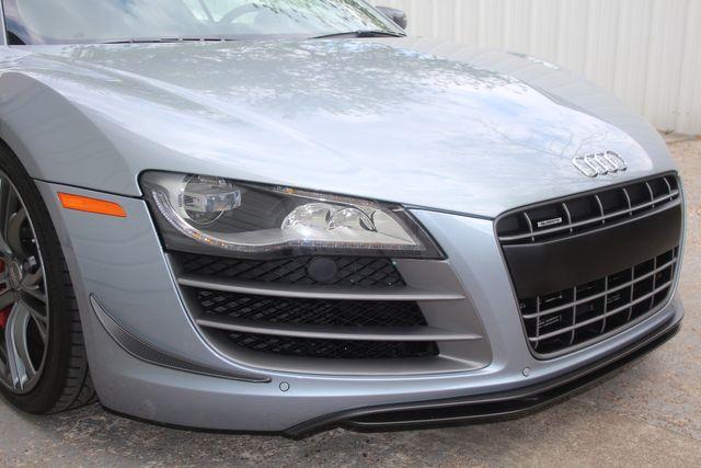 2012 Audi R8 5.2L GT Houston, Texas 4