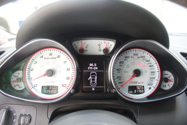 2012 Audi R8 5.2L GT Houston, Texas 41