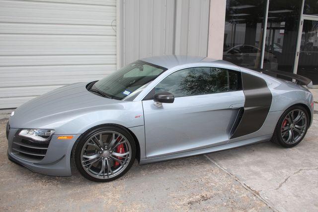 2012 Audi R8 5.2L GT Houston, Texas 7