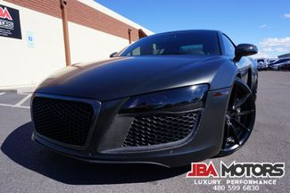 2012 Audi R8 4.2L V8 Coupe ~ 6 Speed Manual ~ HUGE $137k MSRP | MESA, AZ | JBA MOTORS in Mesa AZ