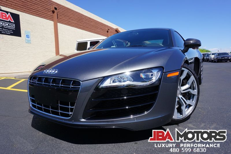 2012 Audi R8 V10 5.2L Coupe Highly Optioned 1 Owner Arizona Car | MESA, AZ | JBA MOTORS in MESA AZ