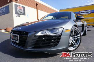 2012 Audi R8 4.2L V8 Coupe Serviced Navi Rear Cam Piano Black | MESA, AZ | JBA MOTORS in Mesa AZ