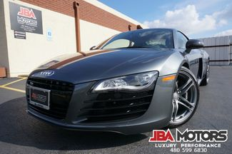 2012 Audi R8 4.2L V8 Coupe Serviced Navi Rear Cam Piano Black | MESA, AZ | JBA MOTORS in Mesa AZ