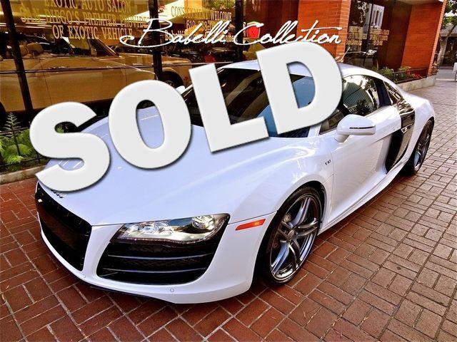 2012 Audi R8 V10 La Jolla, California
