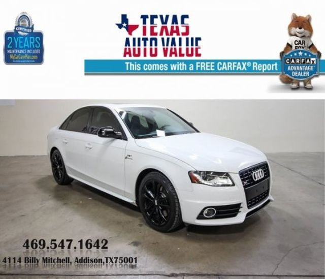 2012 Audi S4 3.0 Premium Plus in Addison TX, 75001