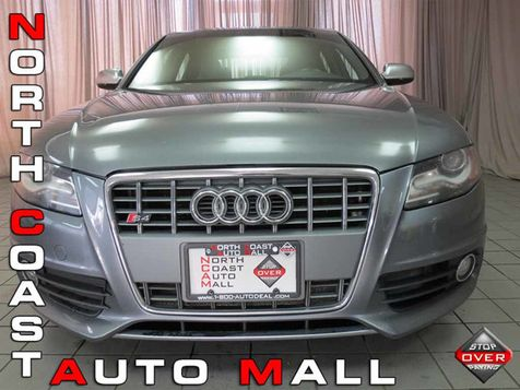 2012 Audi S4 Premium Plus in Akron, OH