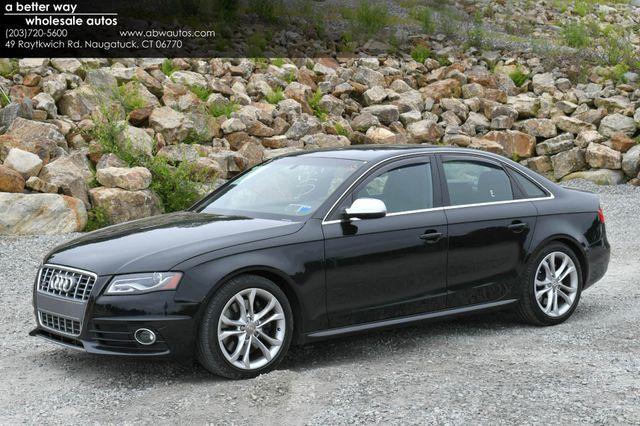 2012 Audi S4 Premium Plus Naugatuck, Connecticut