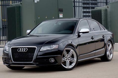 2012 Audi S4 Premium Plus* NAV* BU Cam* Park Assist* Nappa Lthr   Plano, TX   Carrick's Autos in Plano, TX