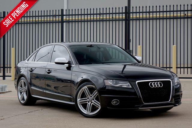2012 Audi S4 Premium Plus* NAV* BU Cam* Park Assist* Nappa Lthr | Plano, TX | Carrick's Autos in Plano TX