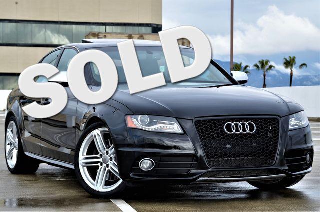 2012 Audi S4 Premium Plus Reseda, CA