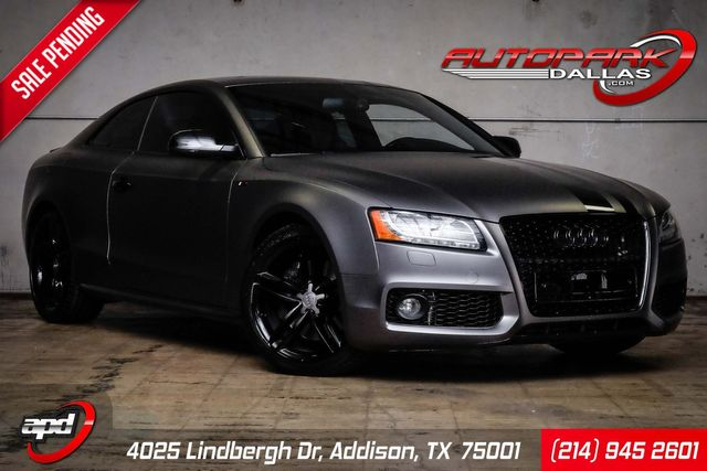 2012 Audi S5 Premium Plus w/ Upgrades