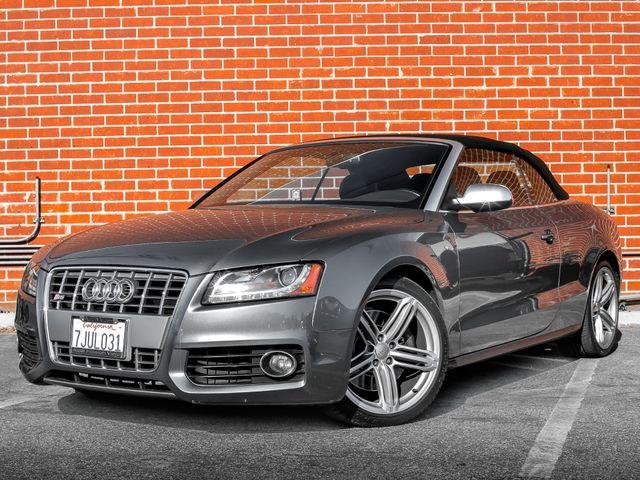 2012 Audi S5 Prestige Burbank, CA 2