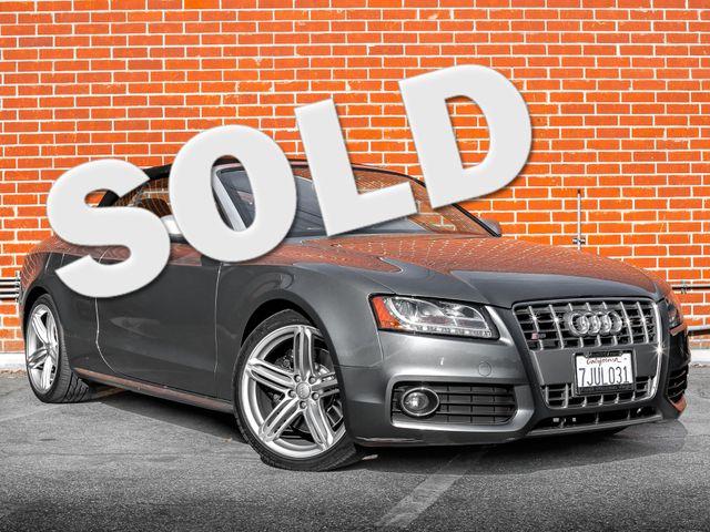 2012 Audi S5 Prestige Burbank, CA 0