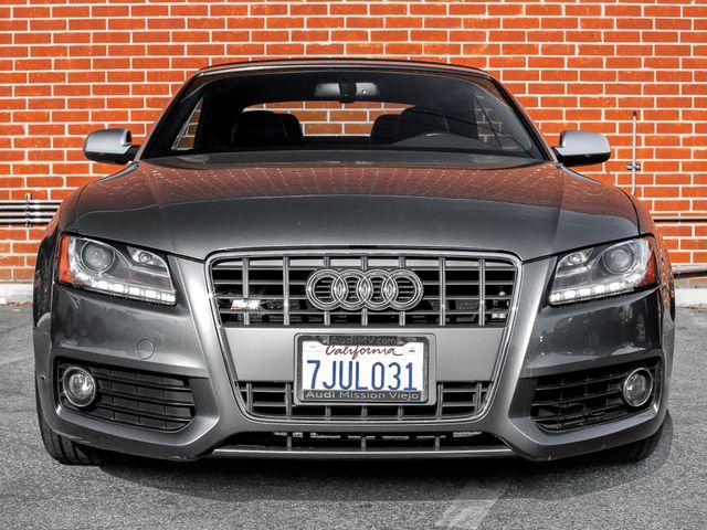 2012 Audi S5 Prestige Burbank, CA 3