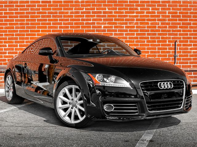 2012 Audi TT 2.0T Prestige Burbank, CA 1