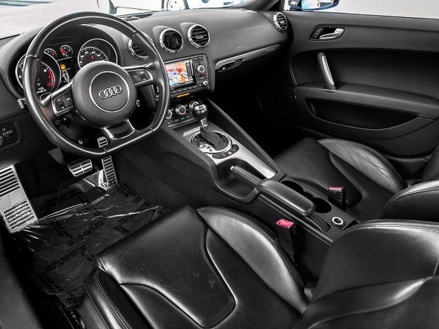 2012 Audi TT 2.0T Prestige Burbank, CA 9