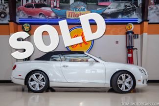 2012 Bentley Continental GT in Addison, Texas 75001
