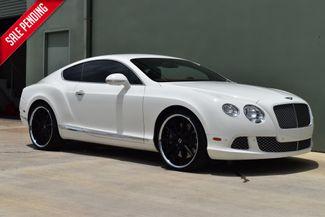 2012 Bentley Continental GT in Arlington TX