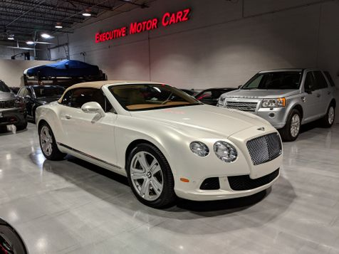 2012 Bentley Continental GT GTC in Lake Forest, IL