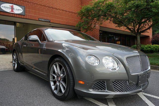 2012 Bentley Continental GT Base
