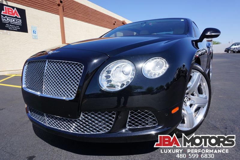 2012 Bentley Continental GT Coupe Mulliner Package | MESA, AZ | JBA MOTORS in MESA AZ