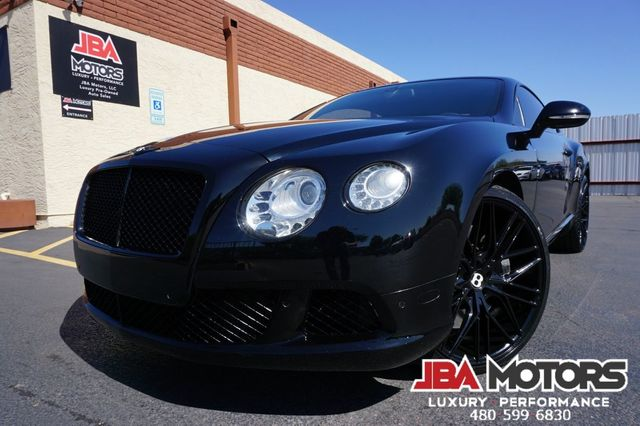 2012 Bentley Continental GT Coupe Mulliner Package W12 AWD