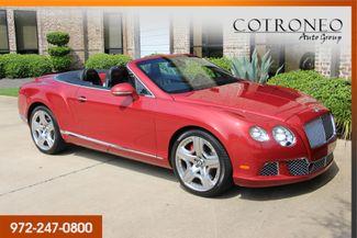 2012 Bentley Continental GTC Mulliner in Addison TX, 75001