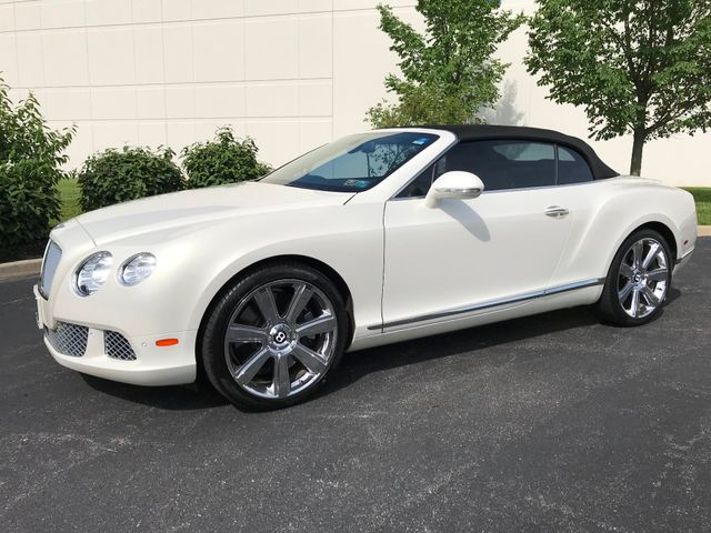 2012 Bentley Continental Gtc ONLY 23K MILES 6.0L V12 TWIN TURBO LOADED RARE in Woodbury, New Jersey 08096