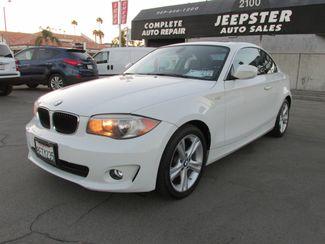 2012 BMW 128i Coupe in Costa Mesa, California 92627