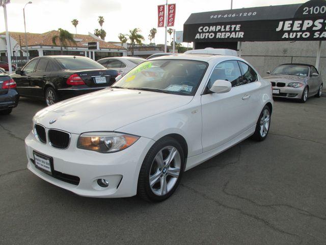 2012 BMW 128i Coupe