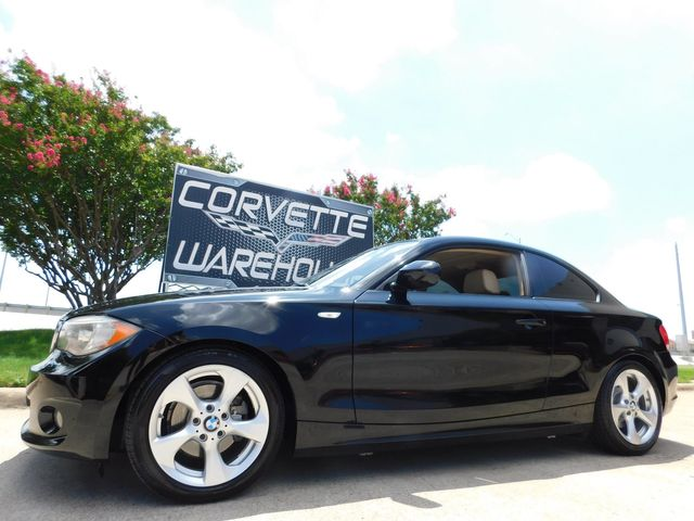 2012 BMW 128i Coupe Auto, CD Player, Sunroof, Alloy Wheels 77k in Dallas, Texas 75220