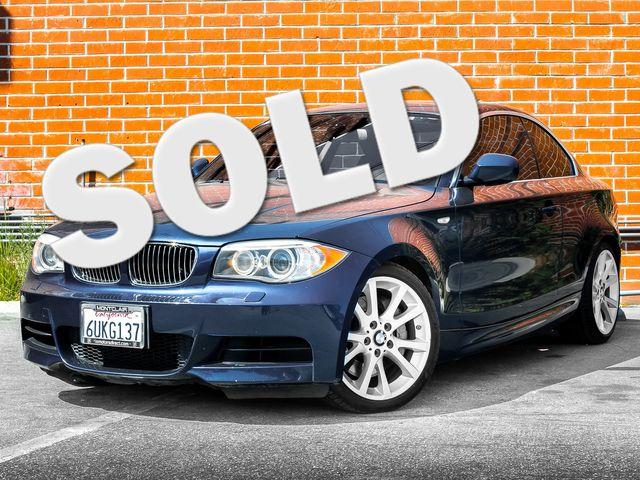 2012 BMW 135i Burbank, CA 0