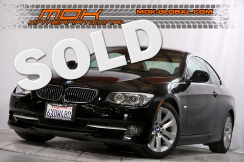 2012 BMW 328i - Coupe - Premium - Only 43K miles in Los Angeles