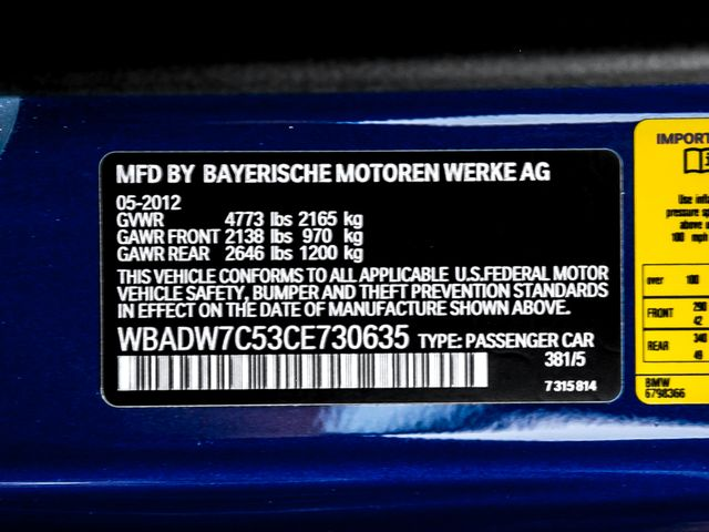 2012 BMW 328i M Sport Burbank, CA 25