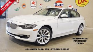 2012 BMW 328i Sedan SUNROOF,HUD,NAVIGATION,LEATHER,25K,WE FIN... in Carrollton TX, 75006
