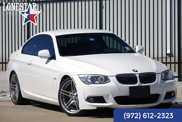 2012 BMW 328i Clean Carfax Coral Red M Sport Package