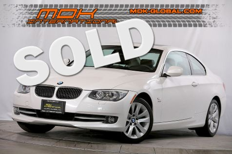 2012 BMW 328i xDrive - Navigation - Only 29K miles in Los Angeles