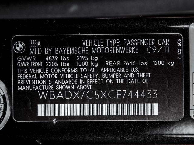 2012 BMW 335i M-SPORT Burbank, CA 29