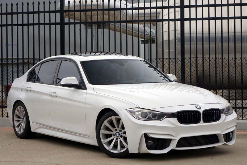 2012 BMW 335i Sport Pack* Nav* Bu Cam* Red Leather* EZ Finance** | Plano, TX | Carrick's Autos in Plano TX