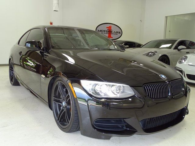 2012 BMW 335is 335is