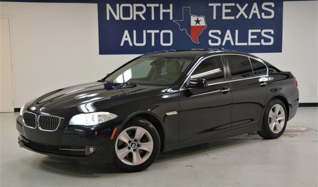 2012 BMW 5-Series 528i in Dallas, TX 75247