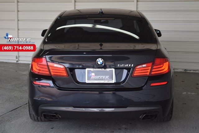 2012 BMW 5 Series 550i in McKinney Texas, 75070
