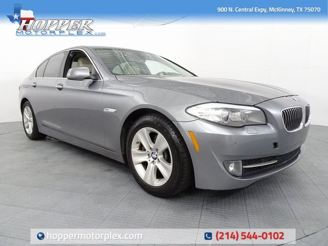 2012 BMW 5 Series 528i in McKinney, Texas 75070