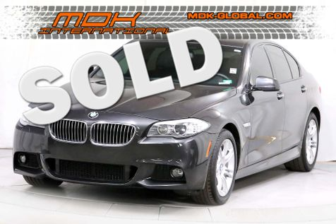 2012 BMW 528i - M SPORT PKG - Comfort seats in Los Angeles
