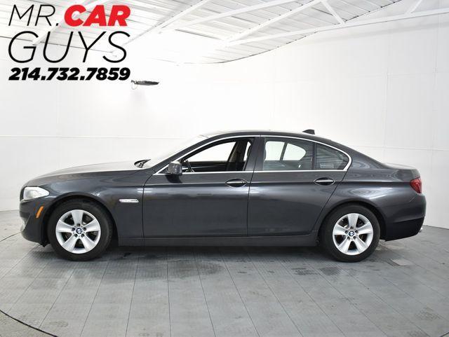 2012 BMW 528i 528i