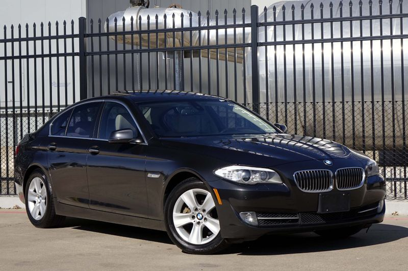 2012 BMW 528i Auto* Nav* BU Cam* Sunroof* EZ Finance** | Plano, TX | Carrick's Autos in Plano TX